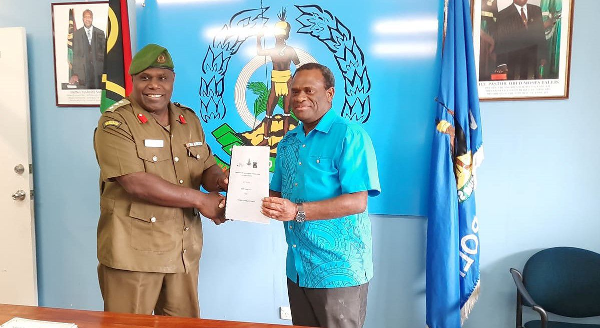 Vanuatu Police Force (VPF) to collaborate on cybersecurity